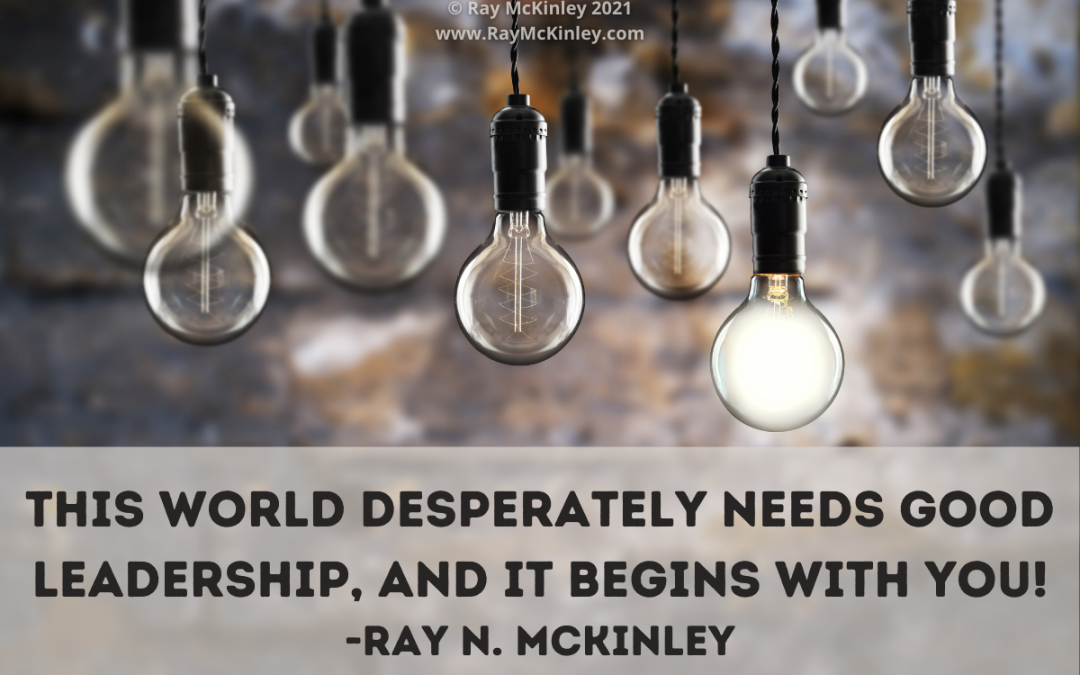 Crisis in Personal Leadership